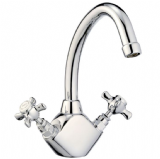 Pegler Sequel Monobloc Kitchen Sink Mixer Tap - 58081060
